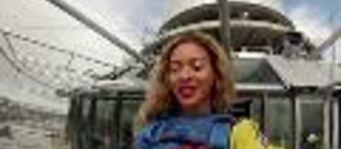 Vidéo – Beyoncé se jette d'une tour en Nouvelle-Zélande