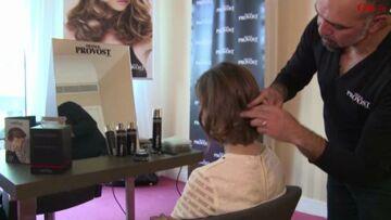Vidéo- Le peigne star de Franck Provost