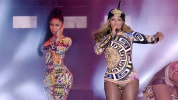Vidéo – Beyoncé: le clip de Flawless avec Nicki Minaj