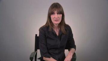 Carla Bruni dit «non à l'intimidation» à l'école