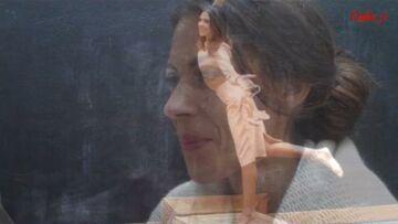 Vidéo – Marion Bartoli: son shooting glamour pour Gala