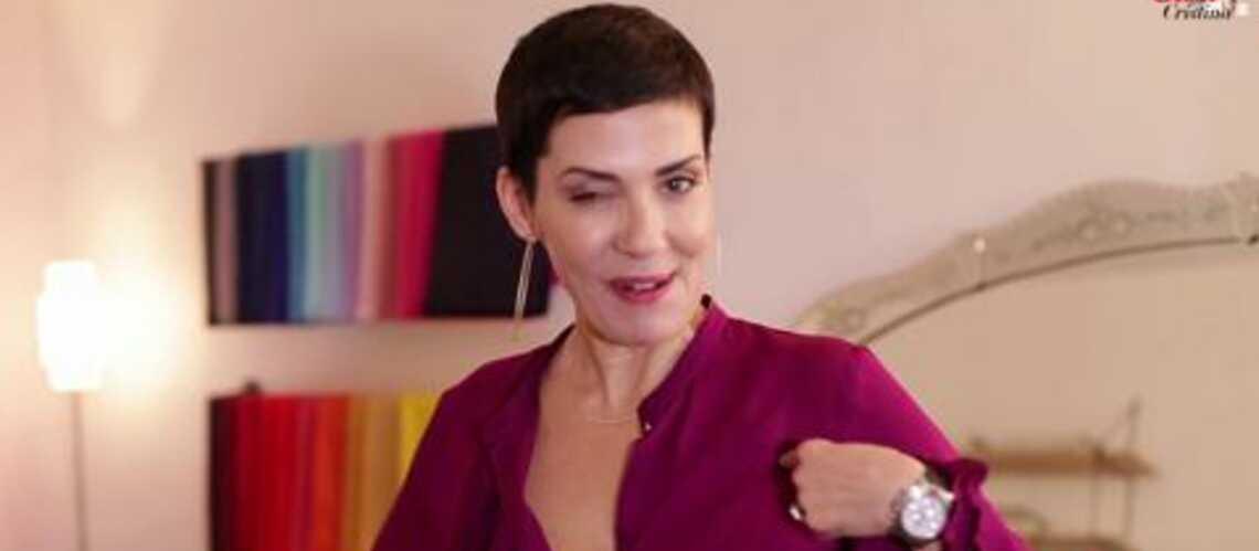 Cristina Cordula, rédactrice en chef d'un jour sur Gala.fr