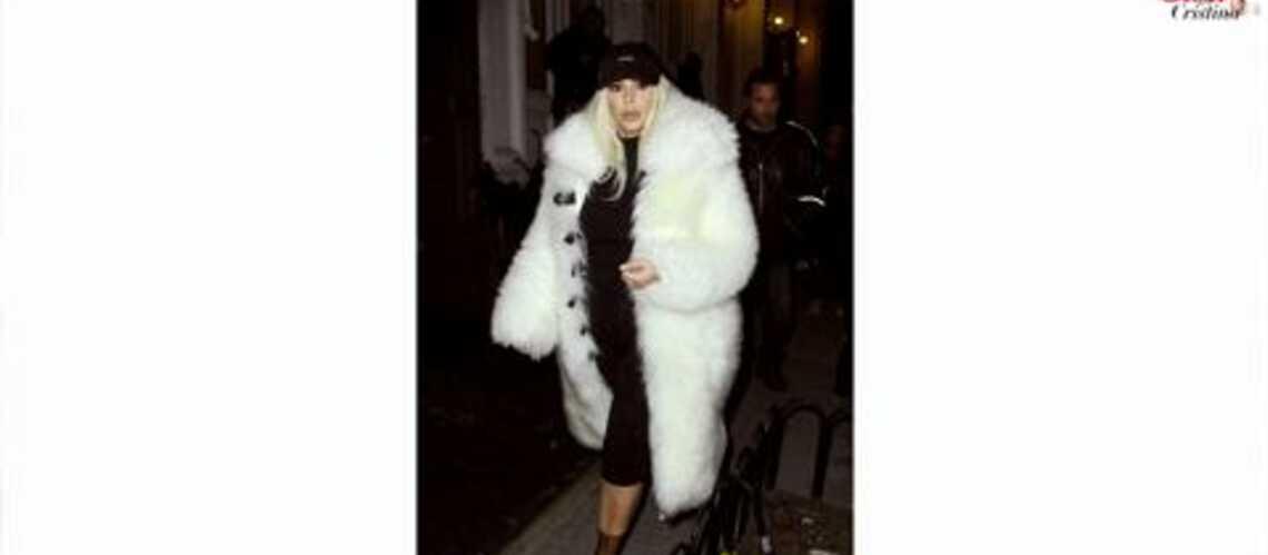 Cristina Cordula rhabille Kim Kardashian
