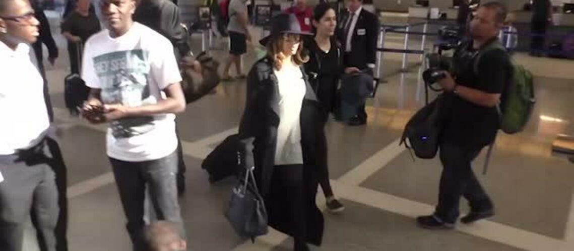 VIDEO – Eva Longoria enfin enceinte? La vidéo qui sème le doute…