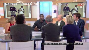 VIDEO – Coup de gueule: Omar Sy dénonce le vrai «danger» auquel fait face la France