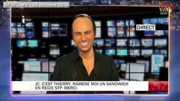 VIDEO – Bertrand Chameroy parodie Morandini et c'est génial!