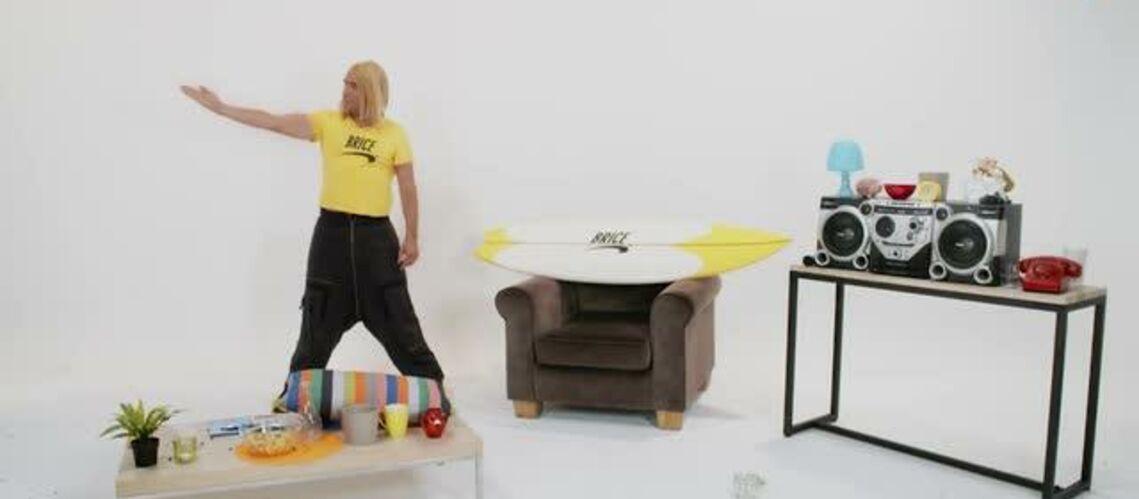 VIDEO – Jean Dujardin casse les pirates du web avec un faux Brice de Nice 3