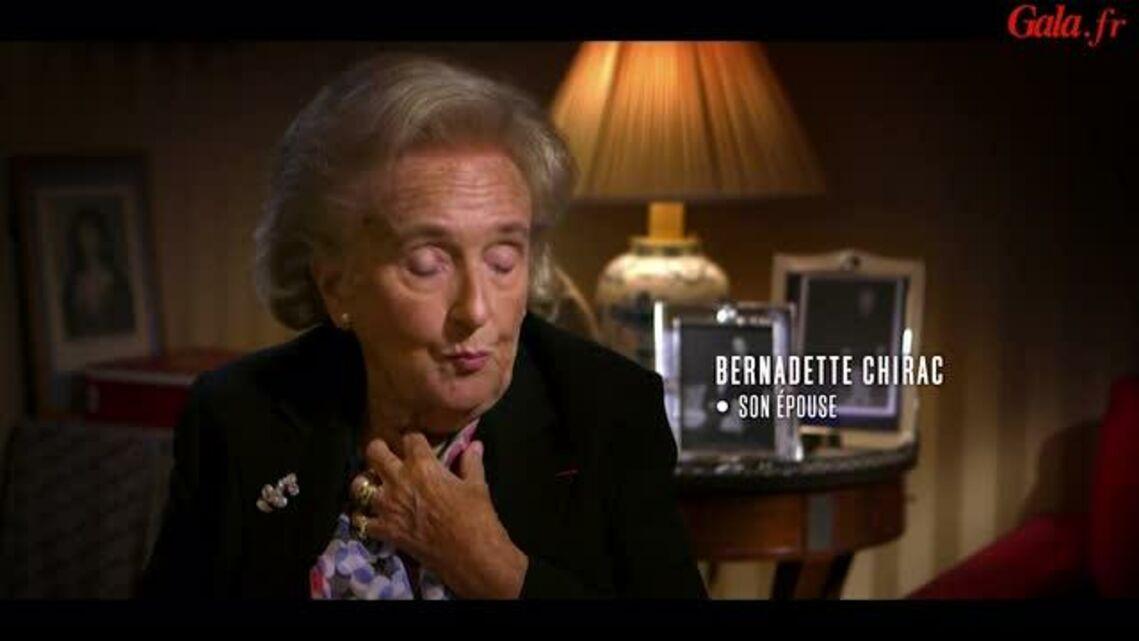 VIDEO – Quand Bernadette Chirac, suspectant Jacques Chirac de la tromper, le poursuivait en voiture dans Paris