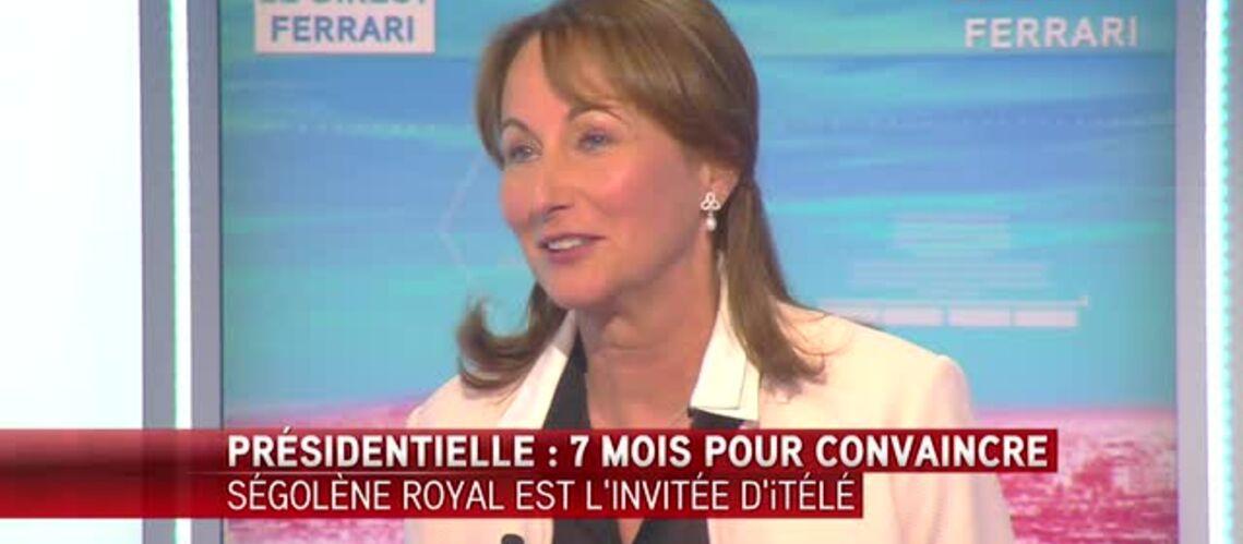 Ségolène Royal: Et si elle était candidate à l'élection présidentielle?
