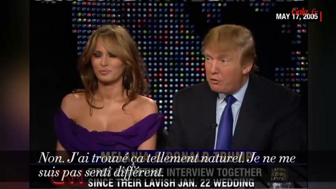 VIDEO – Melania Trump: le passé sulfureux de la nouvelle First Lady