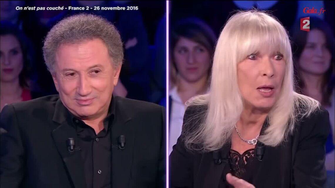 """VIDEO – Dany Saval a préféré Michel Drucker à Claude François malgré une """"cour assidue"""""""