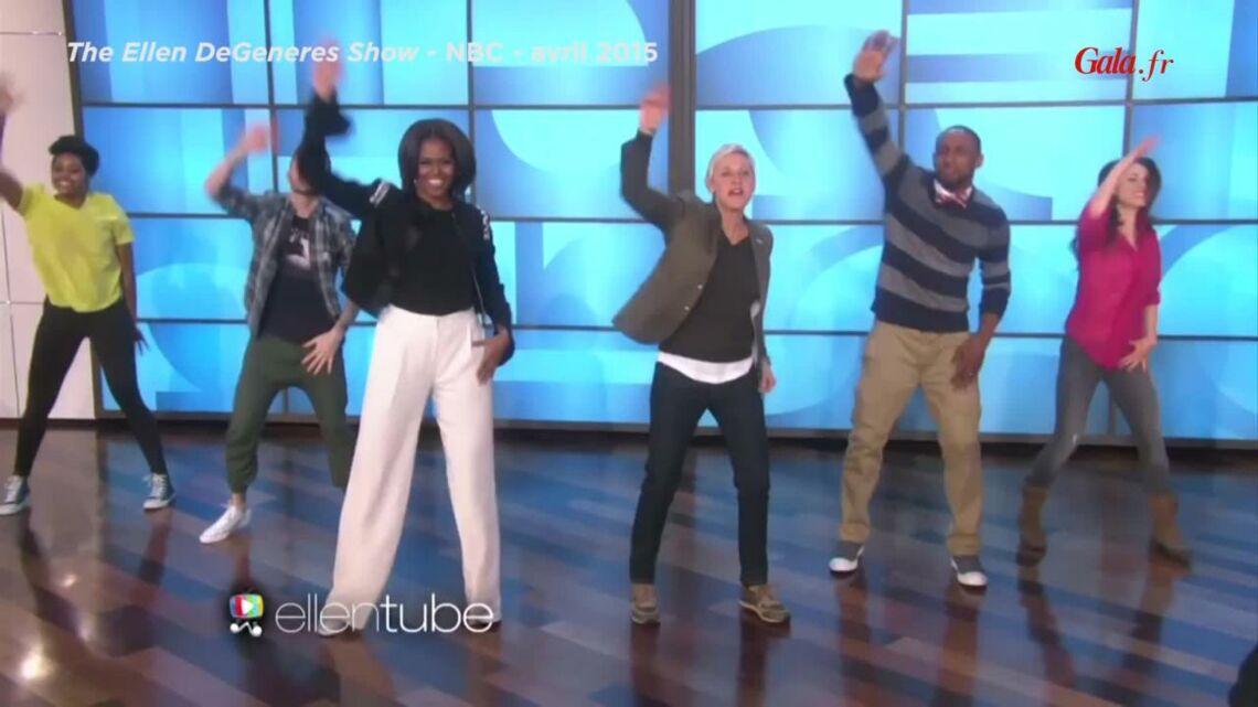 VIDEO GALA – Michelle et Barack Obama: 8 ans de danse à la Maison Blanche