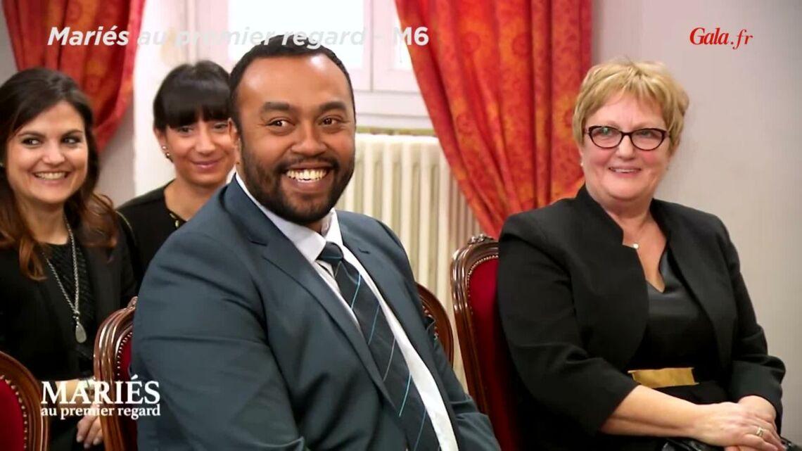 VIDEO – Extrait spectaculaire de «Mariés au premier regard», l'émission-buzz