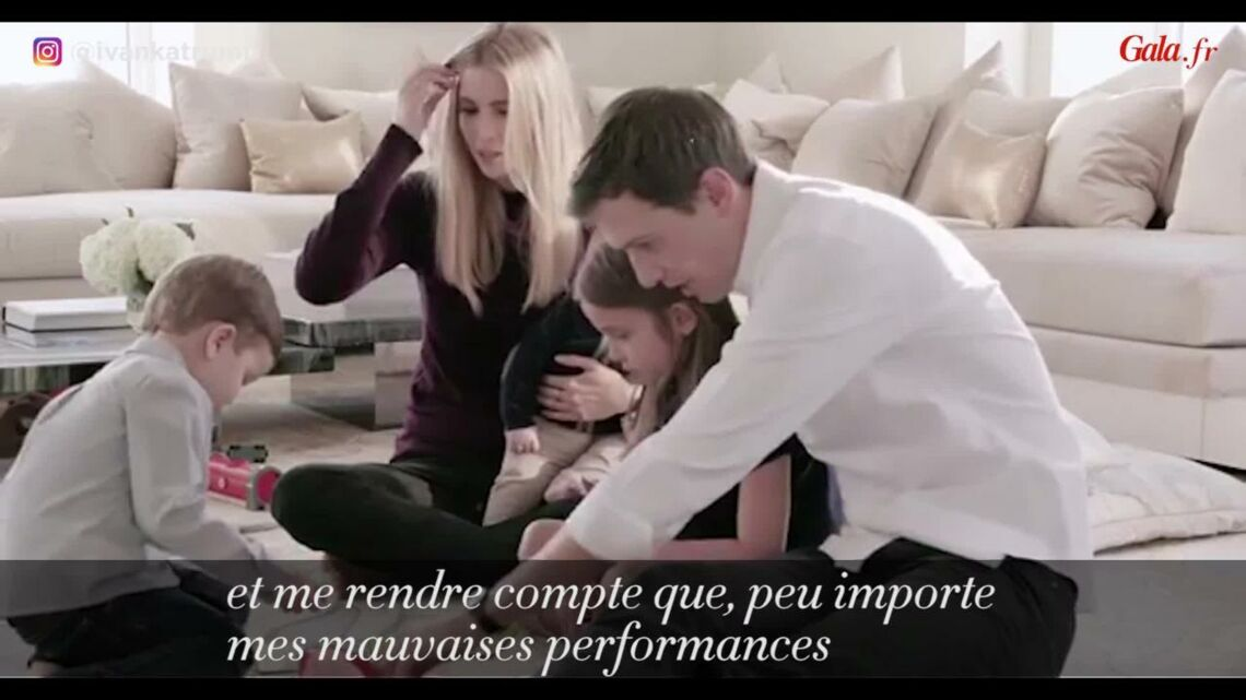 VIDEO – Ivanka Trump, la fille plus que parfaite de Donald