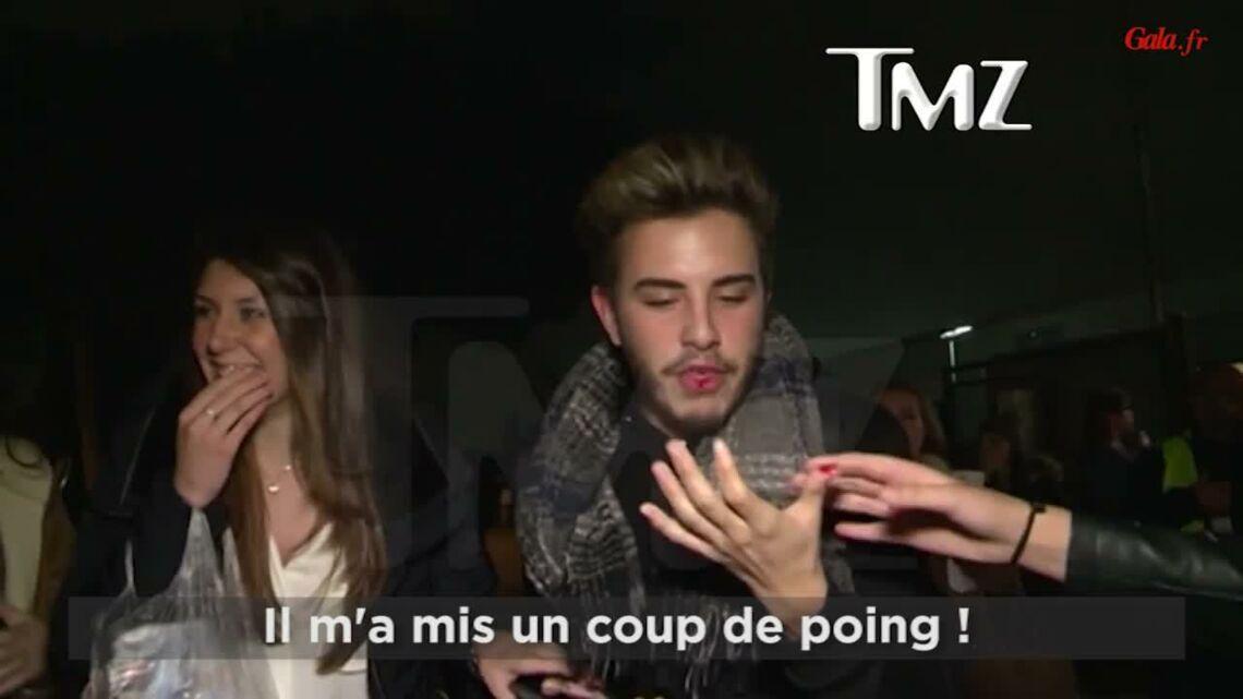VIDEO – Justin Bieber frappe un fan au visage après un concert