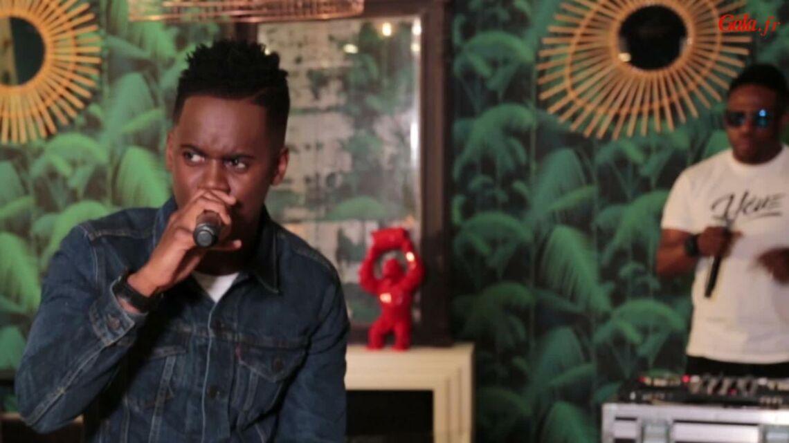 VIDEO GALA – Live de Black M: French kiss