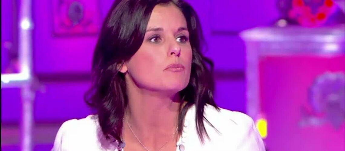 VIDEO –Faustine Bollaert: au début, son mari Maxime Chattam lui «foutait vraiment les jetons»