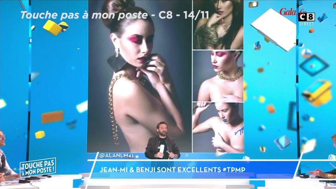 VIDEO – TPMP: Cyril Hanouna dévoile une photo de Jean-Michel Maire complètement nu