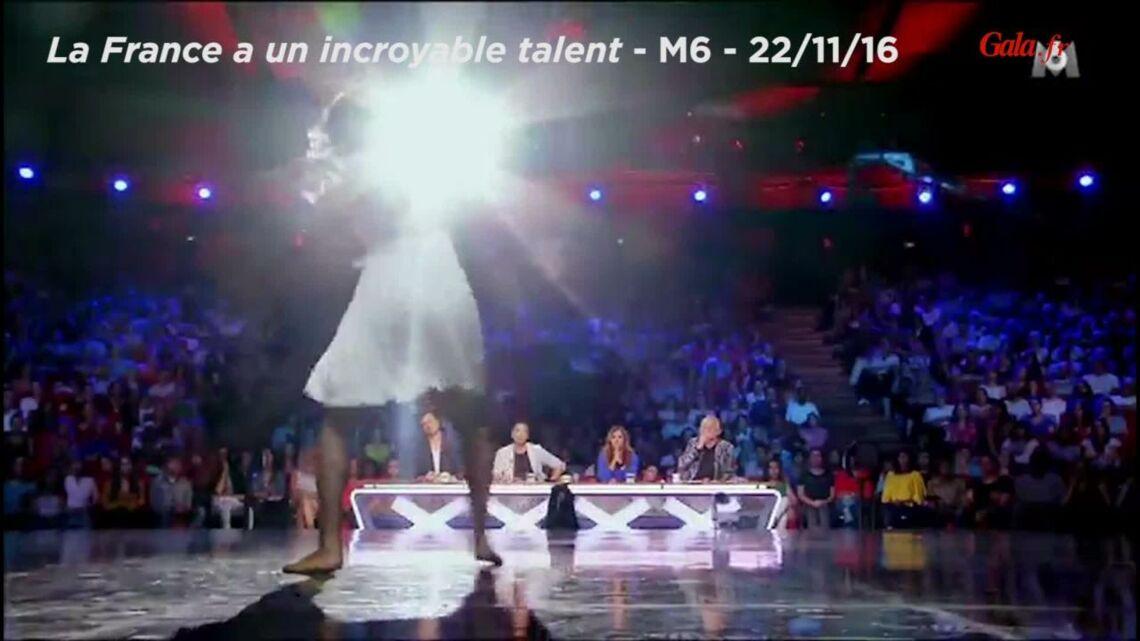 VIDEO – Incroyable Talent 2016:Fabienne, une danseuse malvoyante, fait le buzz