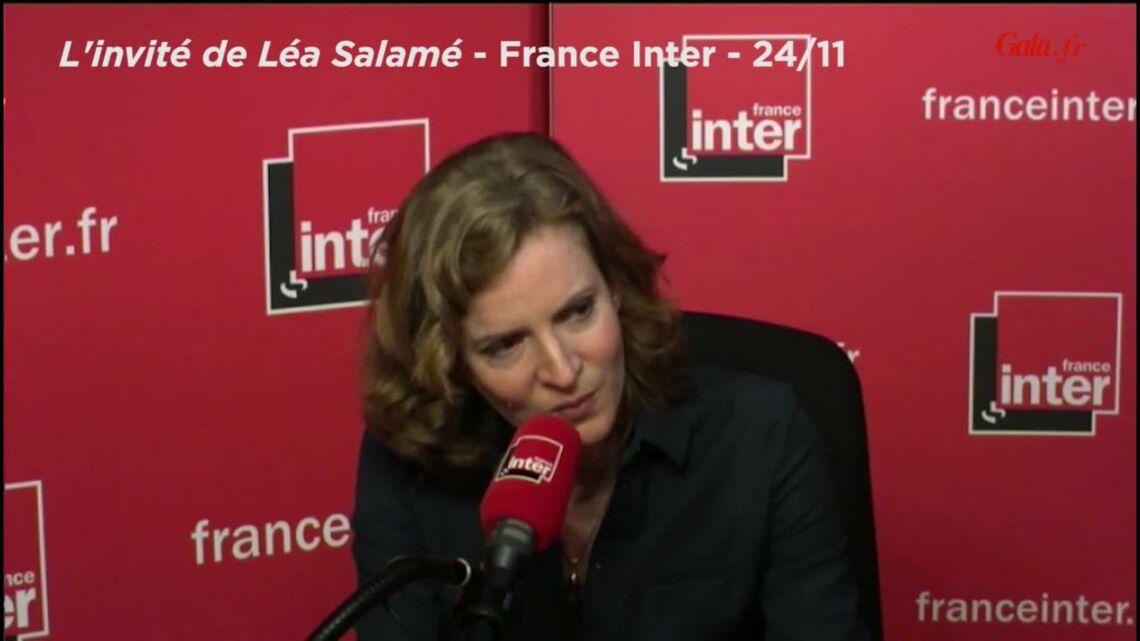 VIDEO – Léa Salamé enceinte: la bourde de NKM en plein direct