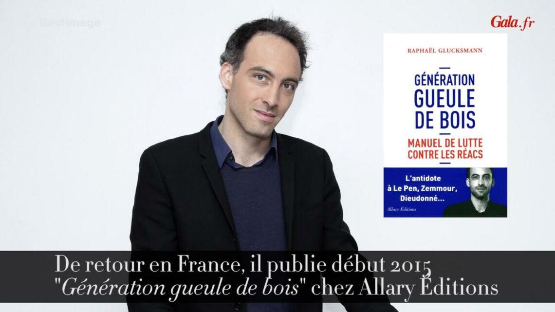 VIDEO – Léa Salamé: qui est son compagnon Raphaël Glucksmann?