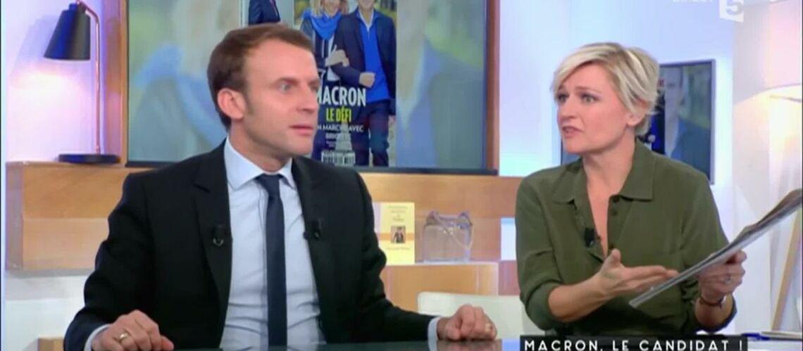 VIDEO –Le coup de gueule d'Emmanuel Macron, accusé de trop exposer son couple