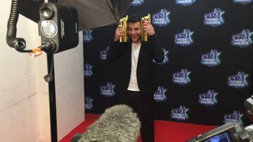 GALA VIDÉO- Revivez les NRJ Music Awards 2016 en coulisses avec Amir