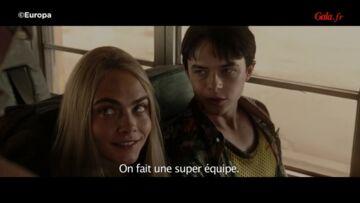 VIDEO – Découvrez la 1ère bande-annonce de Valérian, le nouveau Luc Besson avec Cara Delevingne, Dane DeHaan et Rihanna
