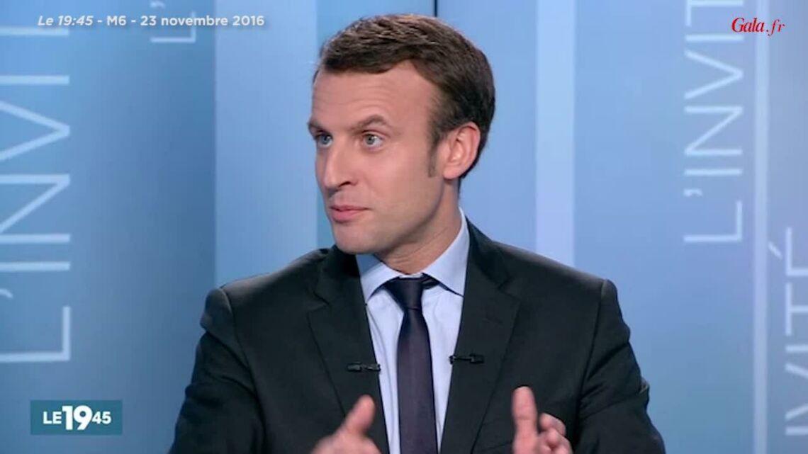 VIDEO – Emmanuel Macron piégé en direct sur M6
