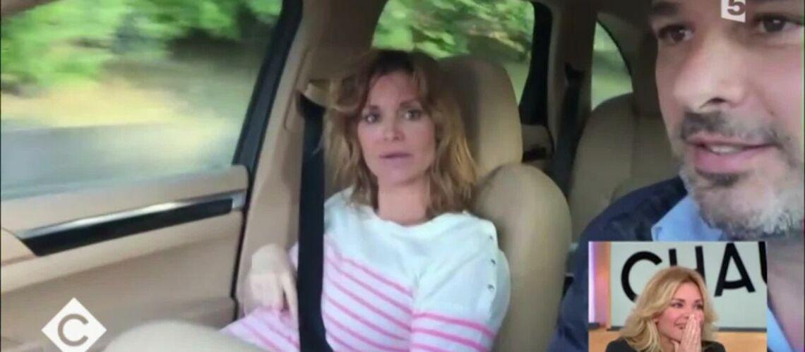 VIDEO – Dans les coulisses de l'accouchement d'Ingrid Chauvin