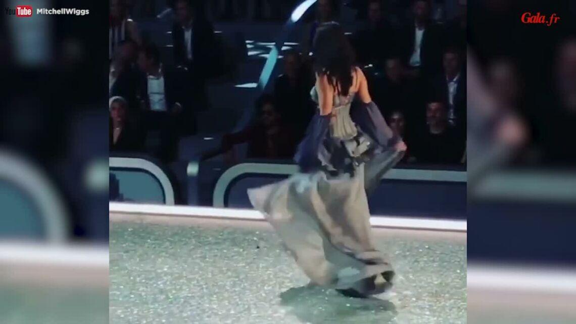 VIDEO – Petit moment gênant entre Bella Hadid et The Weeknd: Les exs se croisent au défilé Victoria's Secret