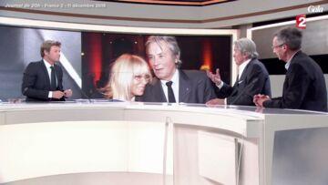 VIDEO – Alain Delon révèle que le cœur de Mireille Darc s'est arrêté pendant 26 secondes