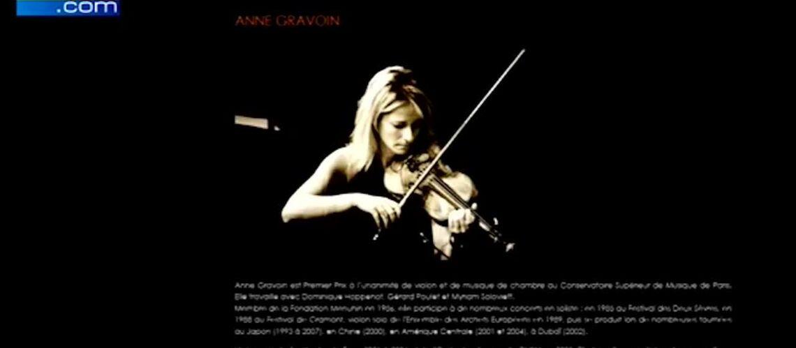 Manuel Valls: sa femme Anne Gravoin, de premier violon à première dame?