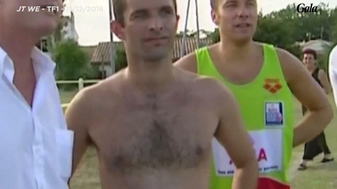 VIDEO – Benoît Hamon fait le buzz en posant torse nu
