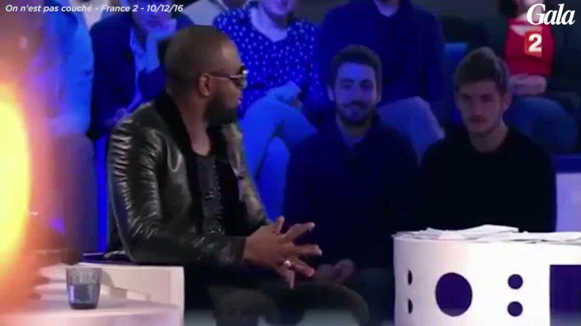 VIDEO – Maître Gims imite Arnaud Montebourg, Christophe Maé et Charles Aznavour