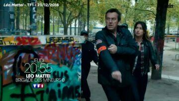 VIDEO – Slimane: découvrez les premiers pas prometteurs du vainqueur de The Voice dans la série Léo Matteï