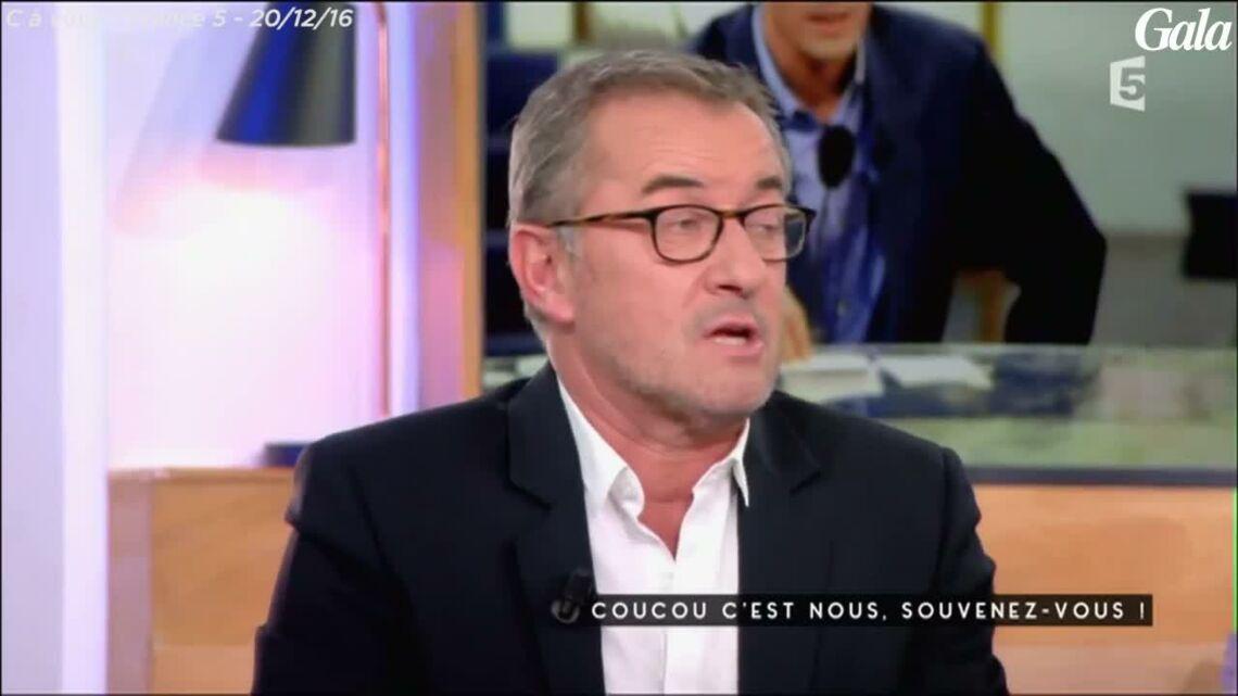 VIDEO – Christophe Dechavanne garde un très mauvais souvenir de Madonna