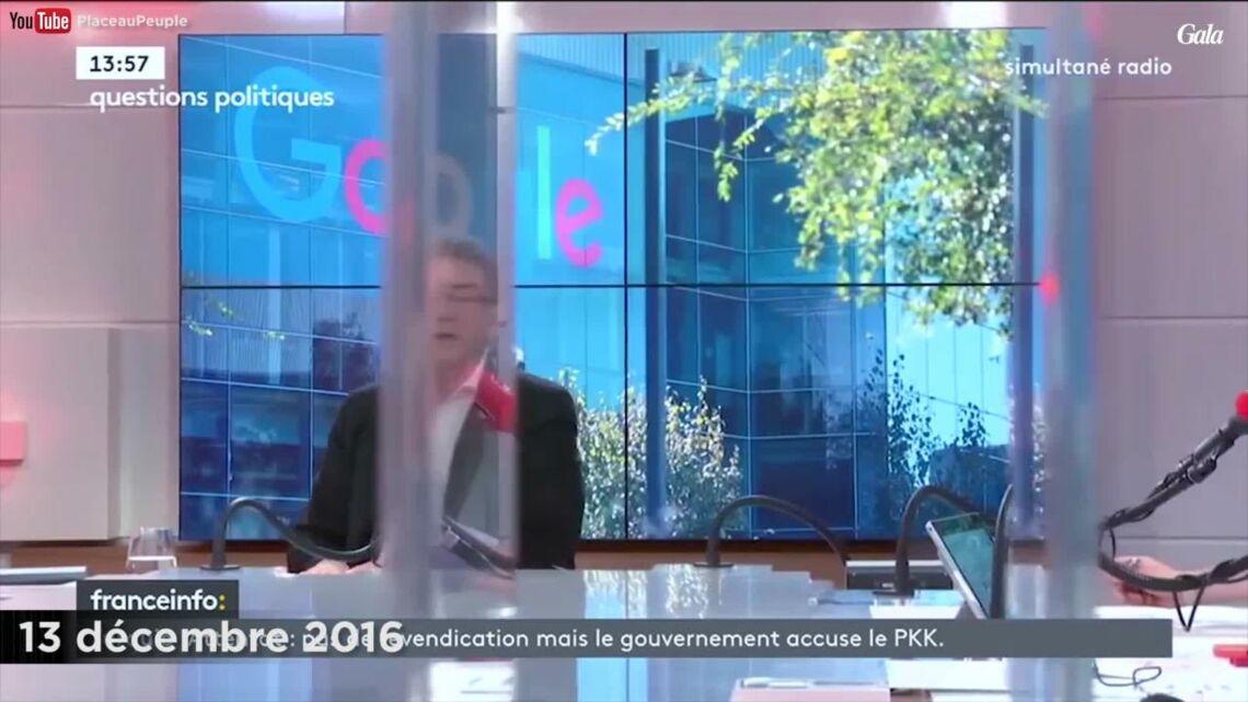 VIDEO – Jean-Luc Mélenchon, nouvelle star de Youtube