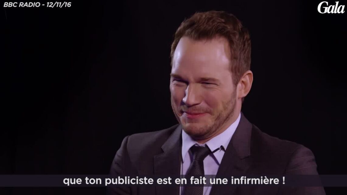 VIDEO – Jenni­fer Lawrence et Chris Pratt s'insultent à la radio