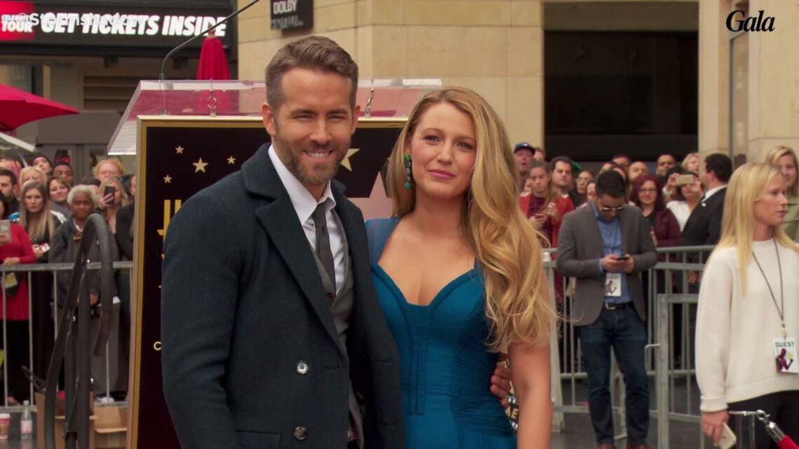 VIDEO – Blake Lively et Ryan Reynolds posent pour la première fois avec leurs enfants