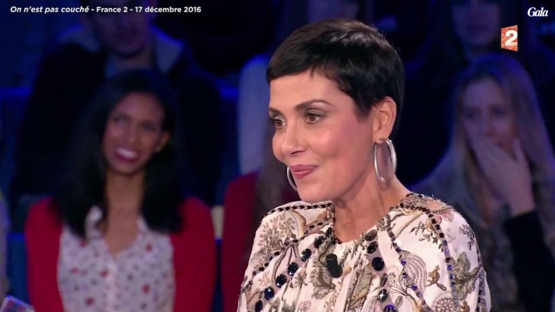 VIDEO – Cristina Cordula s'emporte contre Vanessa Burggraf dans «On n'est pas couché»