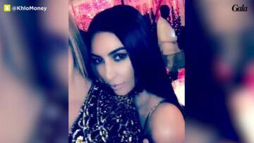 VIDEO – Kim Kardashian: de retour sur les réseaux sociaux pour fêter Noël