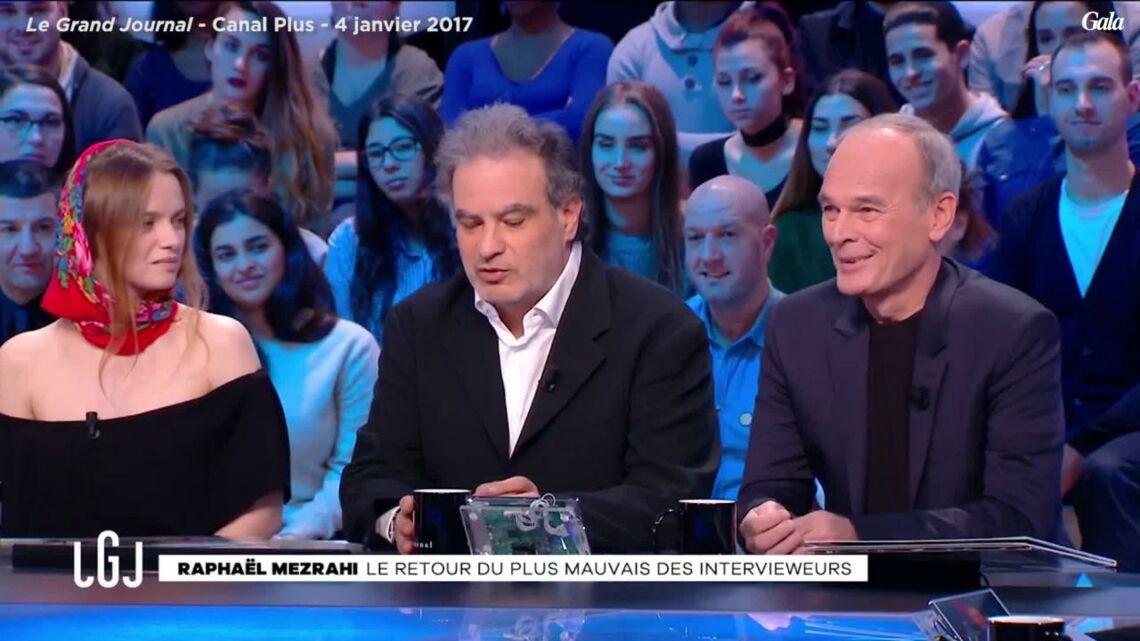 VIDEO – Raphaël Mezrahi raconte comment il a traumatisé un grand acteur français
