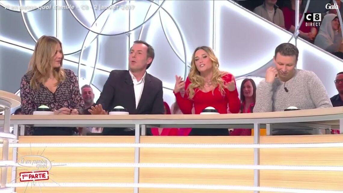 VIDEO – Camille Combal se moque de la rupture de Capucine Anav et Louis Sarkozy