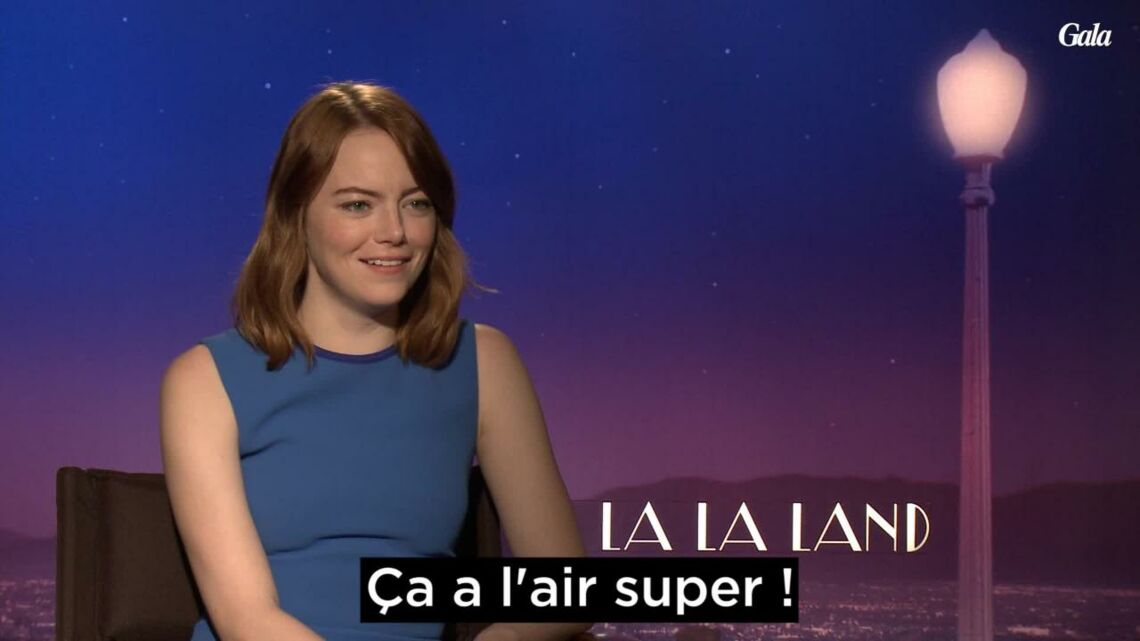 VIDEO GALA – L'interview express d'Emma Stone: «Noël c'est toujours trop déprimant»