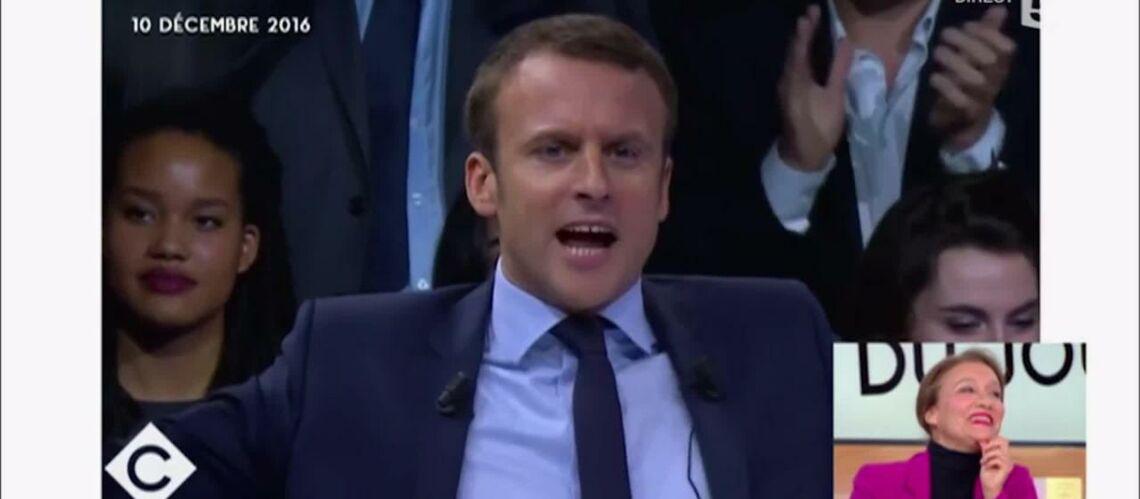 Laurence Haïm a parlé d'Emmanuel Macron à Barack Obama