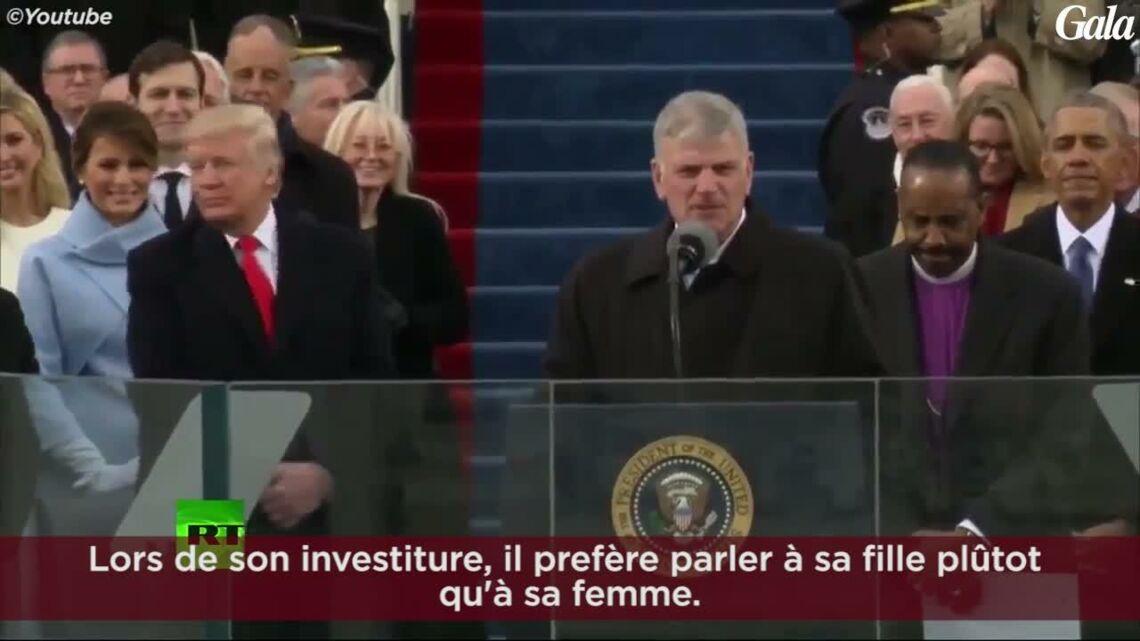 VIDEO – Les 5 fois où Donald Trump a snobé son épouse Melania