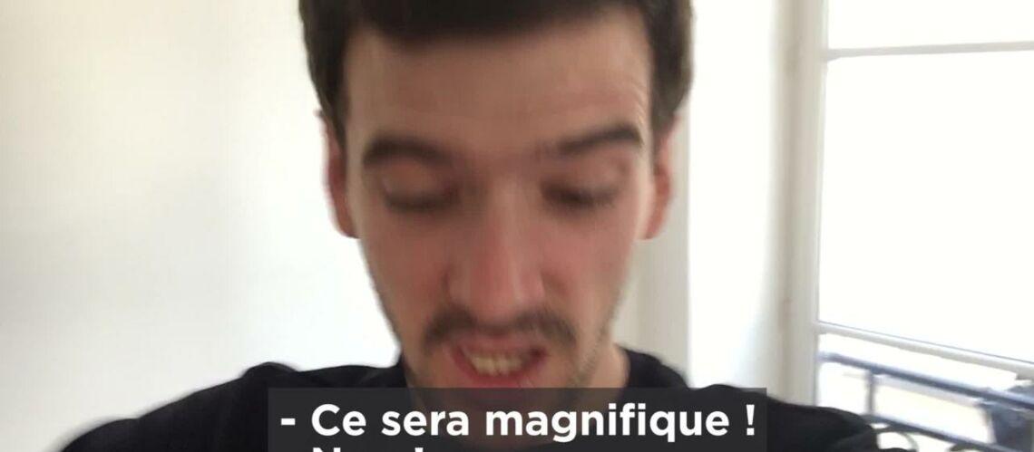 VIDEO – Marc-Antoine Le Bret en live à l'Appart Gala le 9 janvier à 18h45