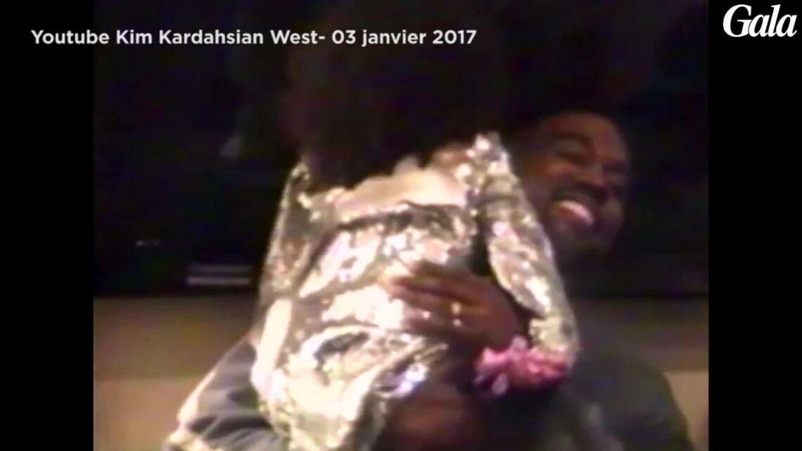 VIDÉO- Kim Kardashian et Kanye West dévoilent leurs vidéos intimes