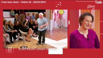 VIDEO – Thierry Olive (l'Amour est dans le pré) drague Evelyne Thomas devant sa femme
